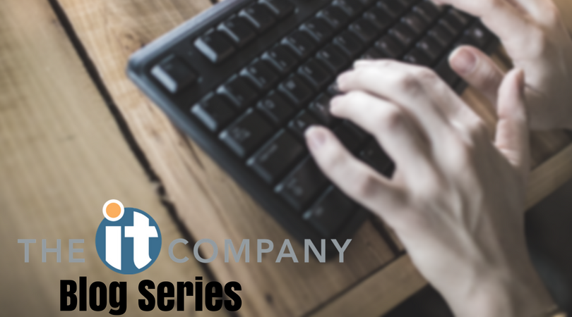 The IT Company Blog Series
