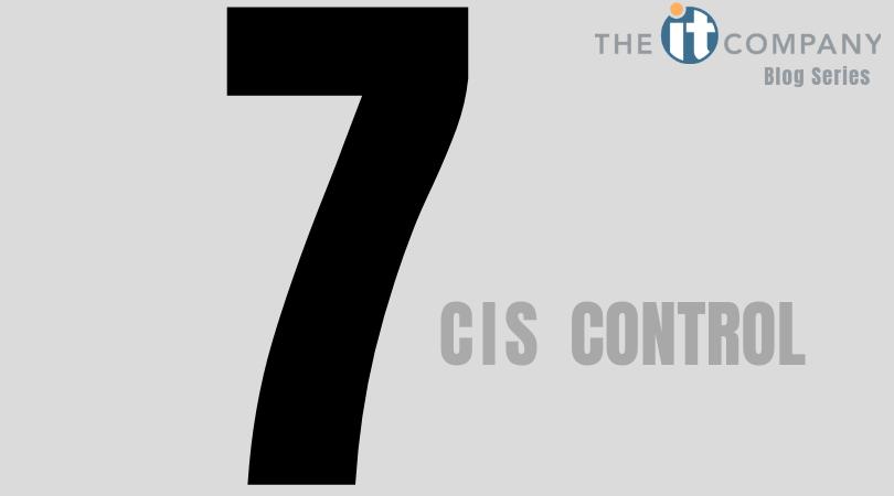 CIS Control 7