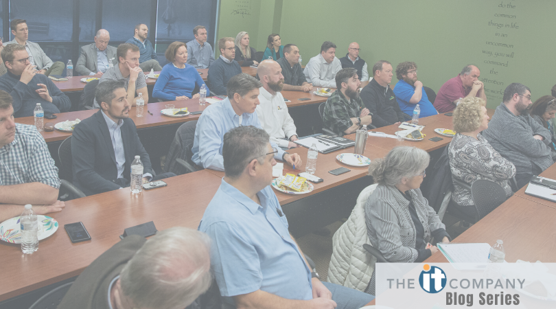 Lunch & Learn Recap: Are you prepared? Understanding Cyber Threats and Risks to Your Business