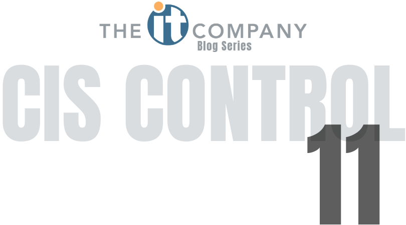 Let Your IT Company Manage Security Configurations for Network Devices