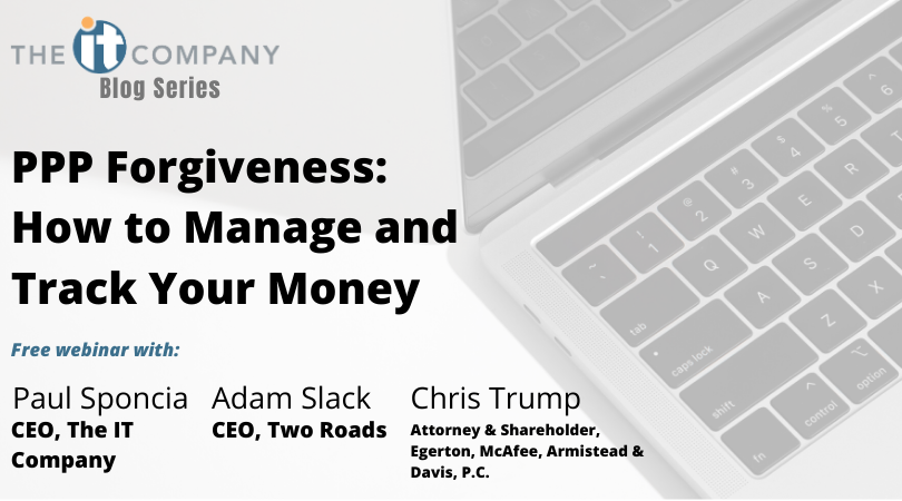 Free Webinar! How to Manage and Track My PPP Loan