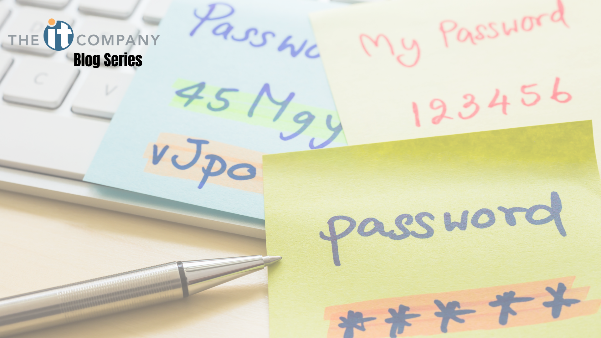 5 Reasons You Should Use A Password Management System